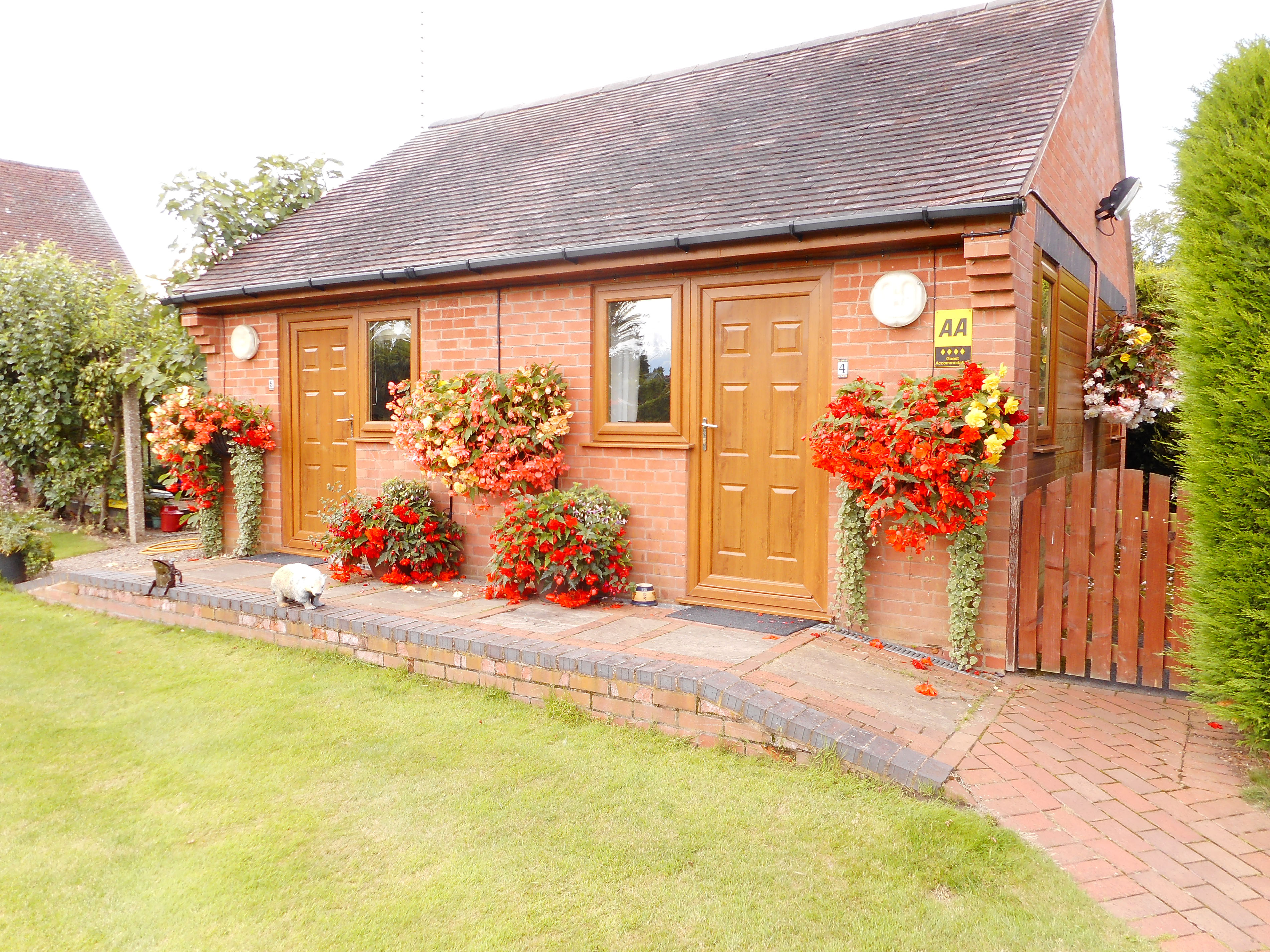 The Laurels Bed And Breakfast Near The Mill Barns Alveley